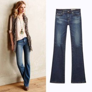 AG Angel Jeans Bootcut Inseam 29 Distressed